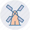 eco, energy, mill, wind, windmill, windy