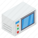 cooking appliance, heating oven, home appliance, instant heating, microwave oven icon