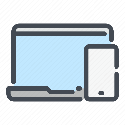 Computer, device, iphone, laptop, mobile, phone, smartphone icon - Download on Iconfinder