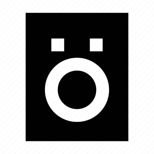 box, music, speaker, subwoofer, system, woofer icon