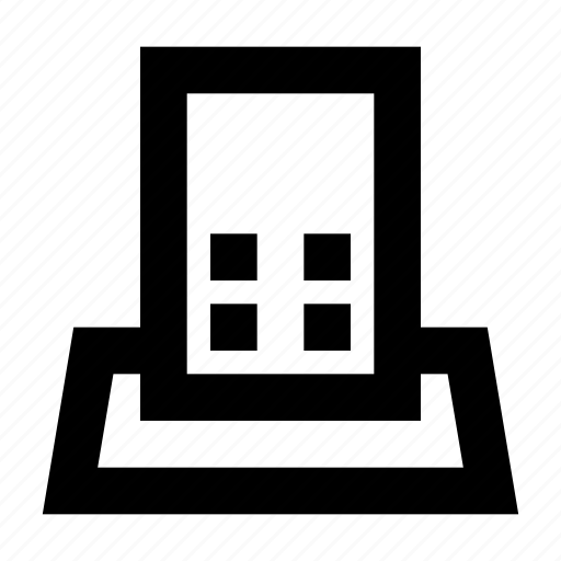 Communication, cordless, digital, electronics, phone, portable, telephone icon - Download on Iconfinder