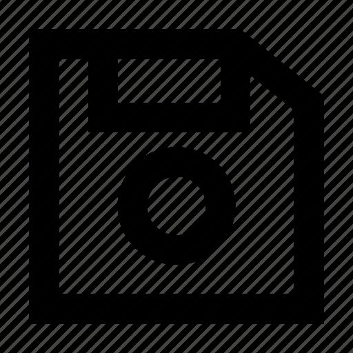 Device, disk, diskette, drive, floppy, storage icon - Download on Iconfinder