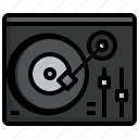 turntable, devices, electronics, gadget, tools