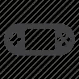 console, game, portable icon