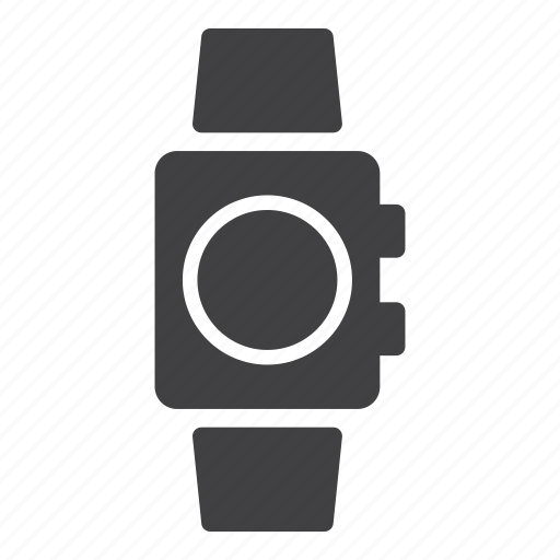 smartwatch, watch icon