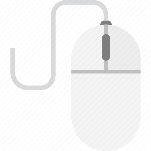 computer, mouse icon