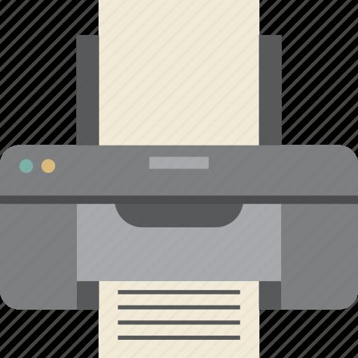 copy, print, printer icon
