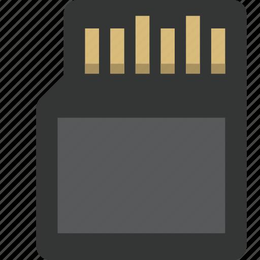 card, memory, memory card, sd, sd card icon
