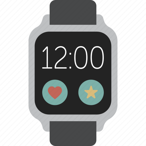 apple, device, smart, watch icon