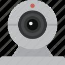 cam, camera, webcam icon