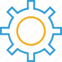 cogs, cogwheel, gear, gear wheel, maintenance, mechanics, settings icon