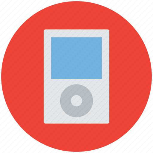 device, ios device, ipod, mp4 player, music player icon