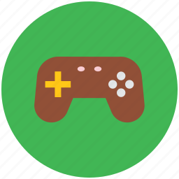 controller, game console, game pad, game remote icon