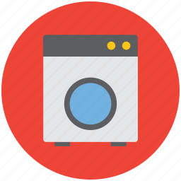 home appliances, laundry machine, washer dryer, washing machine icon