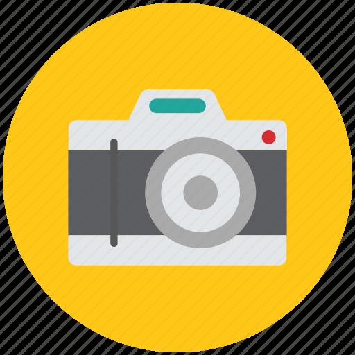 camcorder, camera, digital camera, photographic camera icon