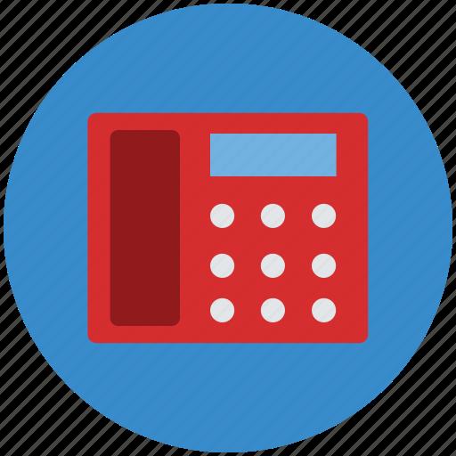 call up, communication device, landline, telecommunicate, telephone, telephony icon