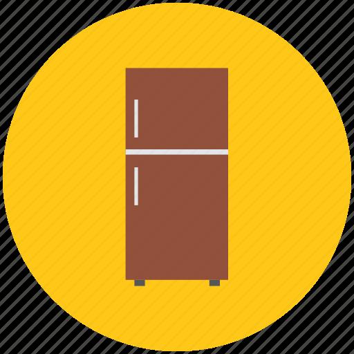 electronics, fridge, household appliance, refrigerator icon