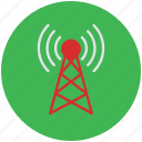 antenna, internet tower, radio antenna, tower, wifi antenna, wlan antenna icon