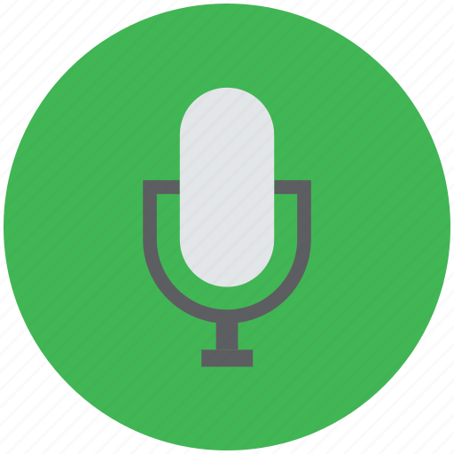 Colloquially mic, mic, microphone, mike, sound mike icon - Download on Iconfinder