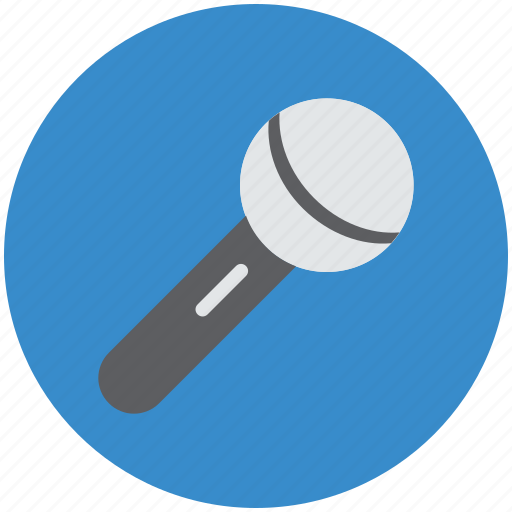 mic, microphone, wireless microphone icon