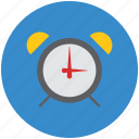 alarm clock, clock, time, timepiece, watch icon