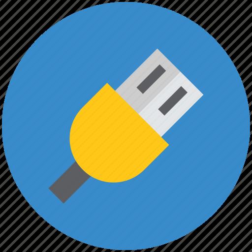 connector plug, usb cable, usb connector, usb plug, usb plug cable icon