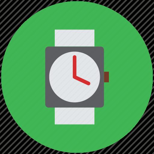 hand watch, timer, watch, wrist watch icon