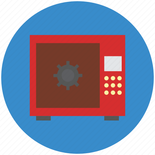 baking, cooking, electronics, home appliance, microwave oven, oven icon