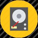 fixed disk, hard disc, hard disk, hard disk drive, hard drive icon