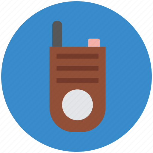 cordless, cordless phone, handheld transceiver, walkie talkie, wireless intercom icon