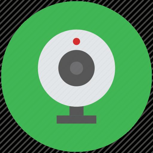 camera, computer camera, video calling, video camera, webcam icon