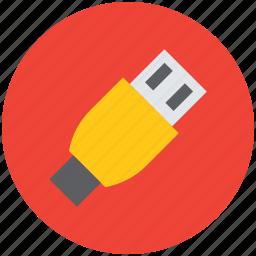 cable, charging plug, connector plug, usb cable, usb plug icon