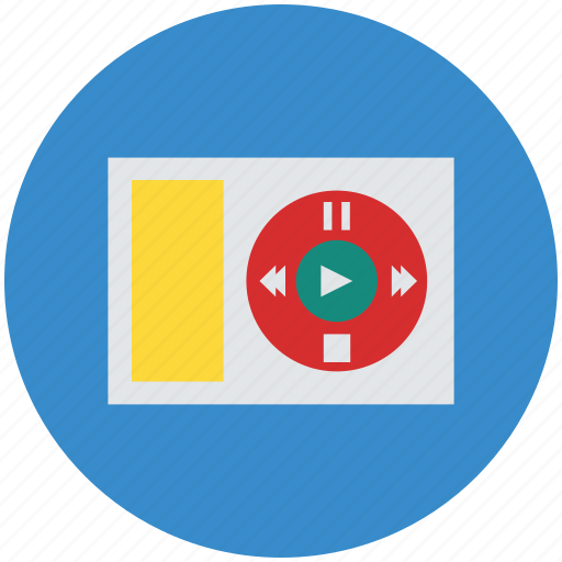 mp3, multimedia, music player, walkman icon