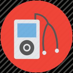 ios device, ipod, ipod device, music player, walkman icon