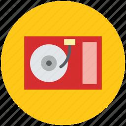 computer hardware, fixed disk, hard disc, hard disk, hard disk drive, hard drive icon
