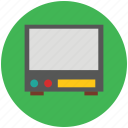 electronics, home appliance, kitchen appliances, microwave oven, oven icon