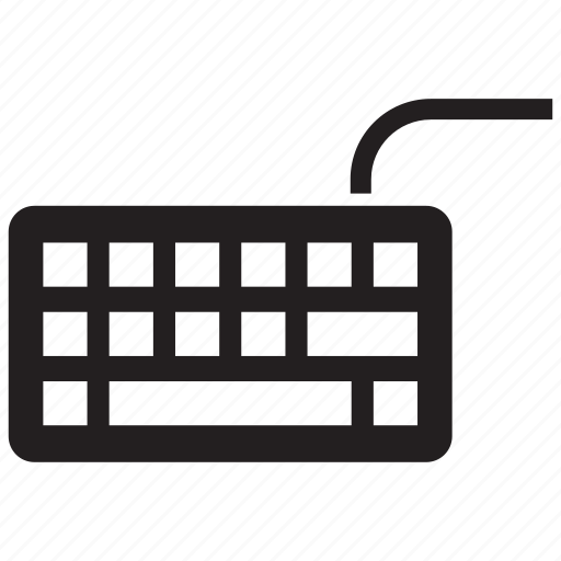 computer, device, electronics, input, keyboard, pc, technology icon