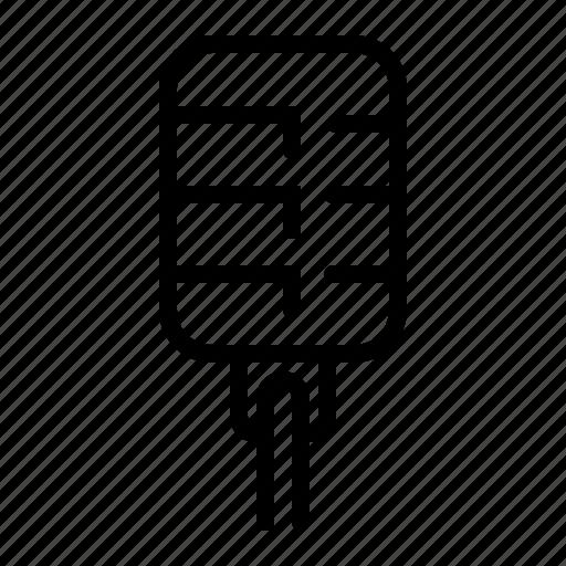 electronics, mic, microphone, sound, speaker, speech icon
