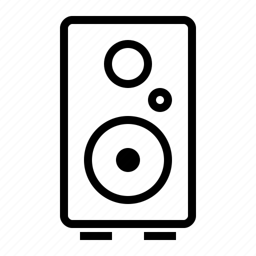 Electronics, loud speaker, party, sound, speaker, woofer icon - Download on Iconfinder
