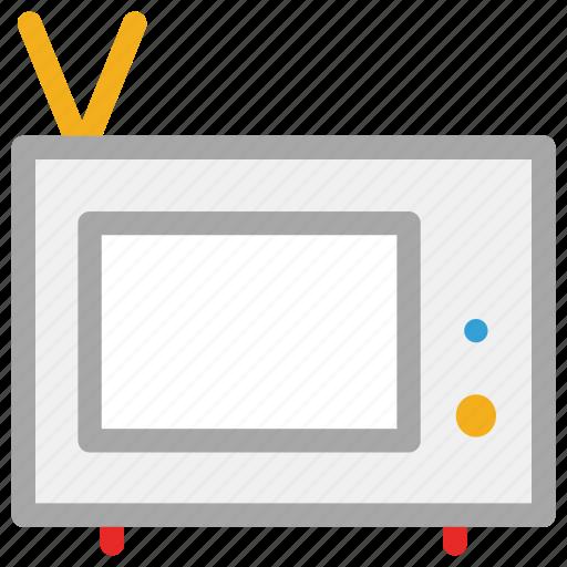 old tv, retro tv, television, tv icon