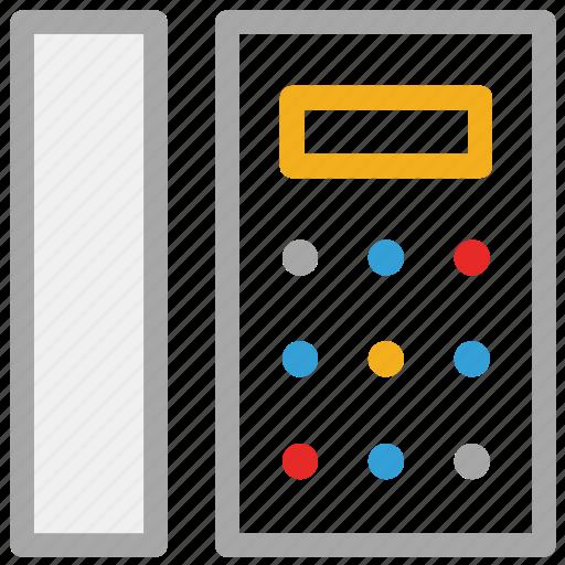 communication, land line, phone, telephone icon