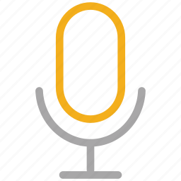 abstract mic, mic, microphone, recording mic icon