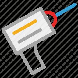 drill, instrument, machine, tool icon