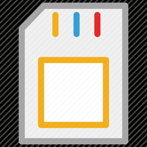 mobile, phone sim, sim, simcard icon