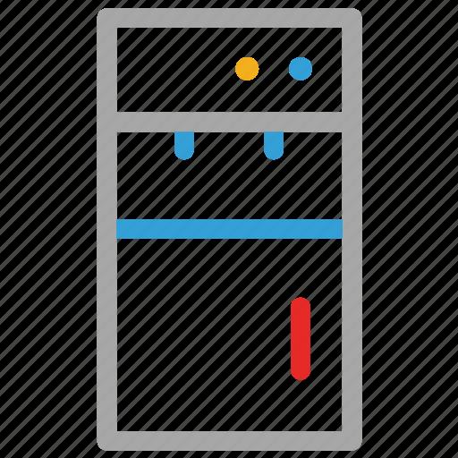 cooler, dispenser, electric, water dispenser icon