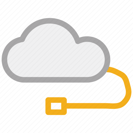 cloud network, connection, internet, network icon