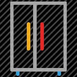 electronics, fridge, kitchen, refrigerator icon