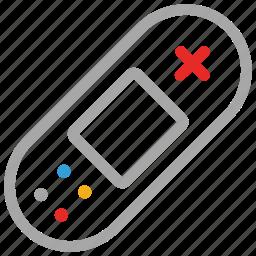 ac remote, controller, remote, remote control icon