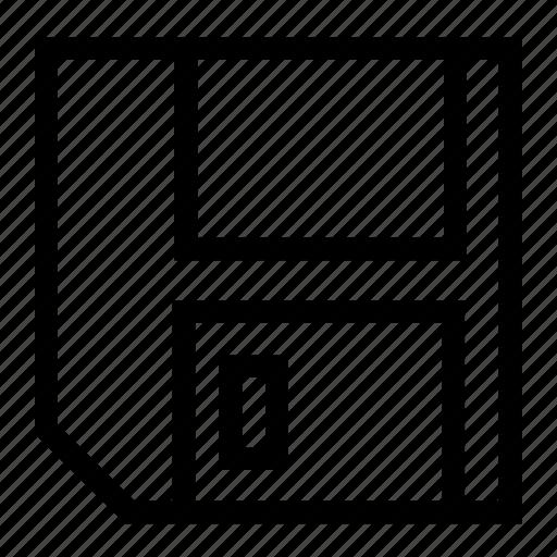 disk, floppy, guardar, save, storage icon