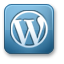w, wordpress icon